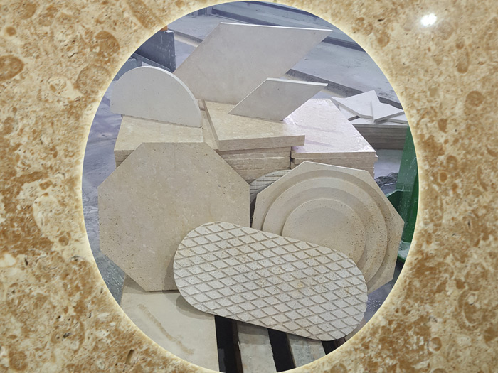 Other travertine products