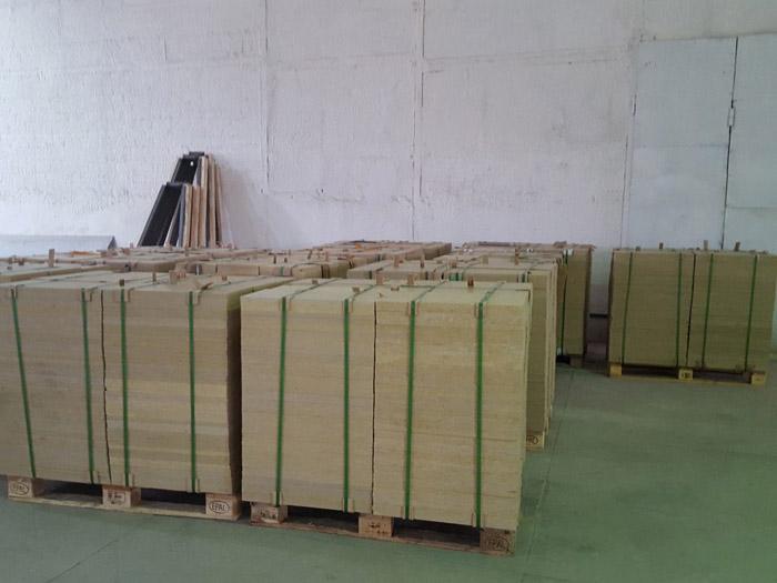 Отделочные плиты 300х600х20 мм