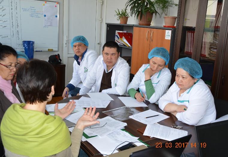 В ЦБП работает дегустационный совет, контролирующий качество продукции и обеспечивающий постоянное его совершенствование.
