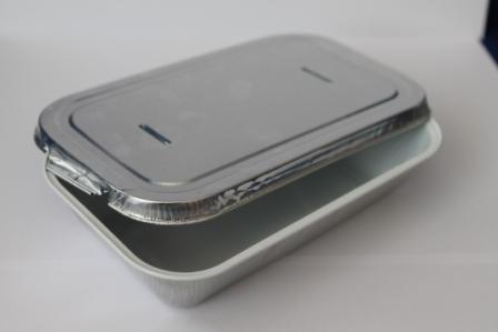 Алюминиевая касалетка </br> Размер: 155х90х38 </br> Цвет: серебро </br> Упаковка: 2000 шт. </br> Цена: 0,4 USD